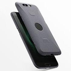 Coque Silicone Gel Souple Couleur Unie pour Xiaomi Black Shark Gris