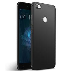 Coque Silicone Gel Souple Couleur Unie pour Xiaomi Redmi Note 5A Prime Noir