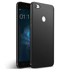 Coque Silicone Gel Souple Couleur Unie pour Xiaomi Redmi Note 5A Pro Noir