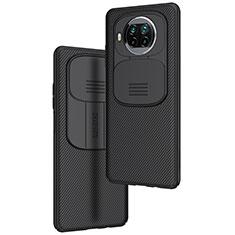 Coque Silicone Housse Etui Gel Serge U01 pour Xiaomi Mi 10T Lite 5G Noir