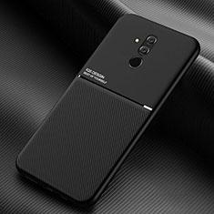 Coque Silicone Housse Etui Gel Serge Y01 pour Huawei Mate 20 Lite Noir