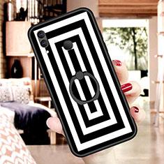 Coque Silicone Motif Fantaisie Souple Couleur Unie Housse Etui S07 pour Huawei P20 Lite Mixte