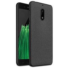Coque Silicone Souple Couleur Unie Gel pour Nokia 6 Noir