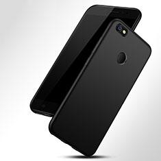 Coque Silicone Souple Couleur Unie Gel pour Xiaomi Redmi Note 5A Pro Noir