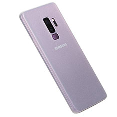 Coque Ultra Fine Mat Rigide Housse Etui Transparente pour Samsung Galaxy S9 Plus Clair