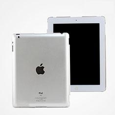 Coque Ultra Fine Mat Rigide Transparente pour Apple iPad 3 Blanc