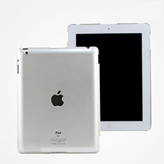 Coque Ultra Fine Mat Rigide Transparente pour Apple iPad 4 Blanc