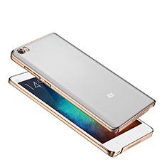 Coque Ultra Fine Plastique Rigide Etui Housse Transparente pour Xiaomi Mi Note Or