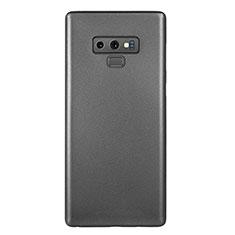 Coque Ultra Fine Plastique Rigide Etui Housse Transparente U01 pour Samsung Galaxy Note 9 Noir