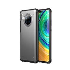 Coque Ultra Fine Plastique Rigide Etui Housse Transparente U02 pour Huawei Mate 30 Noir
