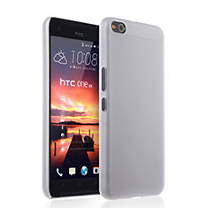 Coque Ultra Fine Plastique Rigide Transparente pour HTC One X9 Blanc