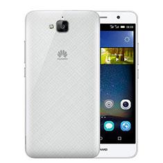Coque Ultra Fine Plastique Rigide Transparente pour Huawei Enjoy 5 Clair