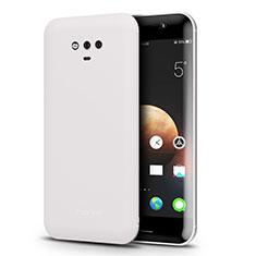 Coque Ultra Fine Plastique Rigide Transparente pour Huawei Honor Magic Blanc