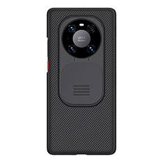 Coque Ultra Fine Silicone Souple 360 Degres D01 pour Huawei Mate 40 Pro Noir