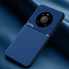 Coque Ultra Fine Silicone Souple 360 Degres Housse Etui C01 pour Huawei Mate 40 Bleu