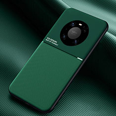 Coque Ultra Fine Silicone Souple 360 Degres Housse Etui C01 pour Huawei Mate 40 Pro Vert