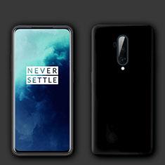 Coque Ultra Fine Silicone Souple 360 Degres Housse Etui C01 pour OnePlus 7T Pro Noir