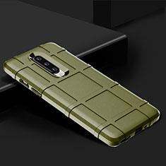 Coque Ultra Fine Silicone Souple 360 Degres Housse Etui C01 pour OnePlus 8 Vert