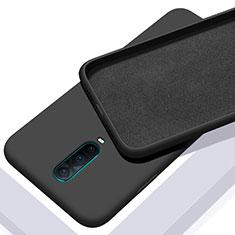 Coque Ultra Fine Silicone Souple 360 Degres Housse Etui C01 pour Oppo RX17 Pro Noir