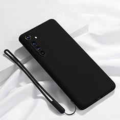 Coque Ultra Fine Silicone Souple 360 Degres Housse Etui C01 pour Realme X50 Pro 5G Noir