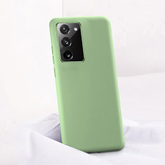 Coque Ultra Fine Silicone Souple 360 Degres Housse Etui C01 pour Samsung Galaxy Note 20 5G Vert