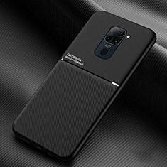 Coque Ultra Fine Silicone Souple 360 Degres Housse Etui C01 pour Xiaomi Redmi Note 9 Noir