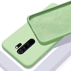 Coque Ultra Fine Silicone Souple 360 Degres Housse Etui C02 pour Xiaomi Redmi Note 8 Pro Vert