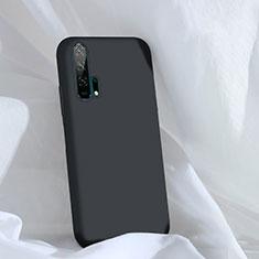 Coque Ultra Fine Silicone Souple 360 Degres Housse Etui C03 pour Huawei Honor 20 Pro Noir