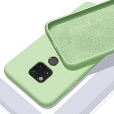 Coque Ultra Fine Silicone Souple 360 Degres Housse Etui C03 pour Huawei Mate 20 X 5G Vert