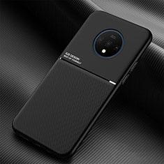 Coque Ultra Fine Silicone Souple 360 Degres Housse Etui C03 pour OnePlus 7T Noir
