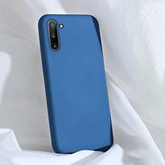 Coque Ultra Fine Silicone Souple 360 Degres Housse Etui C03 pour Samsung Galaxy Note 10 5G Bleu