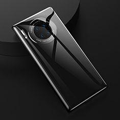 Coque Ultra Fine Silicone Souple 360 Degres Housse Etui C04 pour Huawei Mate 30 Pro Noir
