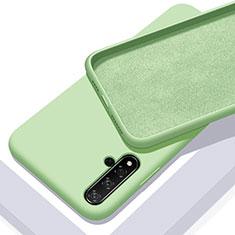 Coque Ultra Fine Silicone Souple 360 Degres Housse Etui C04 pour Huawei Nova 5 Vert