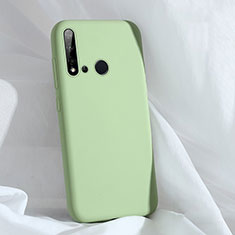 Coque Ultra Fine Silicone Souple 360 Degres Housse Etui C04 pour Huawei P20 Lite (2019) Vert
