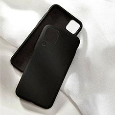 Coque Ultra Fine Silicone Souple 360 Degres Housse Etui C04 pour Huawei P40 Lite Noir