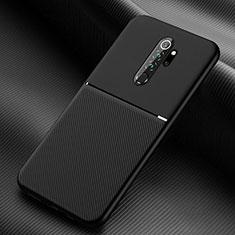 Coque Ultra Fine Silicone Souple 360 Degres Housse Etui C04 pour Xiaomi Redmi Note 8 Pro Noir