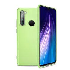 Coque Ultra Fine Silicone Souple 360 Degres Housse Etui C04 pour Xiaomi Redmi Note 8T Vert