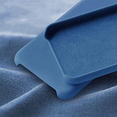 Coque Ultra Fine Silicone Souple 360 Degres Housse Etui C05 pour Huawei P30 Bleu