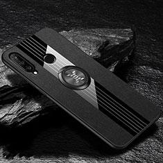 Coque Ultra Fine Silicone Souple 360 Degres Housse Etui C05 pour Huawei P30 Lite Noir