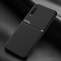 Coque Ultra Fine Silicone Souple 360 Degres Housse Etui C05 pour Samsung Galaxy A70 Noir
