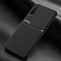 Coque Ultra Fine Silicone Souple 360 Degres Housse Etui C05 pour Samsung Galaxy A70S Noir