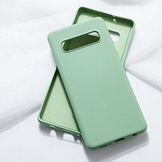 Coque Ultra Fine Silicone Souple 360 Degres Housse Etui C05 pour Samsung Galaxy S10 Vert