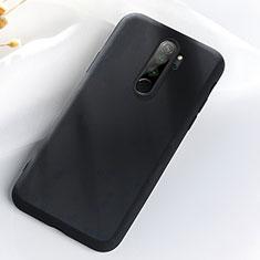 Coque Ultra Fine Silicone Souple 360 Degres Housse Etui C05 pour Xiaomi Redmi Note 8 Pro Noir