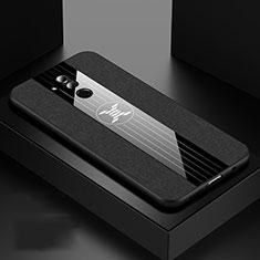 Coque Ultra Fine Silicone Souple 360 Degres Housse Etui C06 pour Huawei Mate 20 Lite Noir