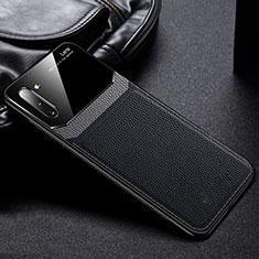 Coque Ultra Fine Silicone Souple 360 Degres Housse Etui C06 pour Samsung Galaxy Note 10 5G Noir
