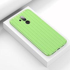 Coque Ultra Fine Silicone Souple 360 Degres Housse Etui C07 pour Huawei Mate 20 Lite Vert