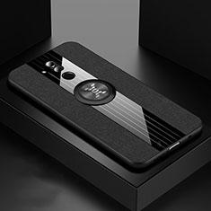 Coque Ultra Fine Silicone Souple 360 Degres Housse Etui C08 pour Huawei Mate 20 Lite Noir