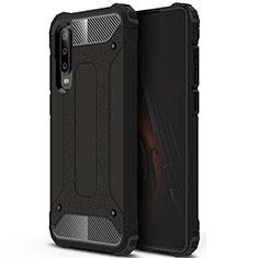 Coque Ultra Fine Silicone Souple 360 Degres Housse Etui C09 pour Huawei P30 Noir