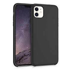 Coque Ultra Fine Silicone Souple 360 Degres Housse Etui pour Apple iPhone 11 Noir