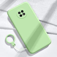 Coque Ultra Fine Silicone Souple 360 Degres Housse Etui pour Huawei Enjoy 20 Plus 5G Vert